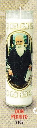 Don Pedrito Candle