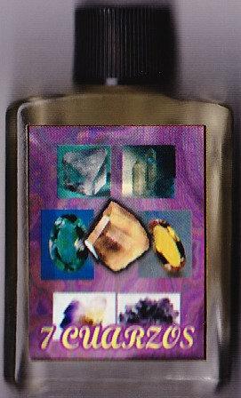7 Cuarzos Oil