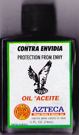 Contra Envidia - Protect From Enemy Oil