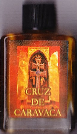 Cruz De Caravaca Oil