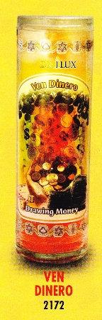 Ven Dinero Candle