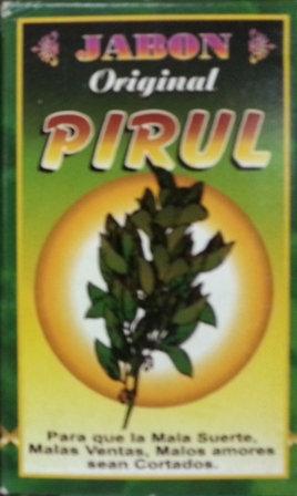 Jabon Pirul