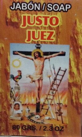 Jabon Justo Juez