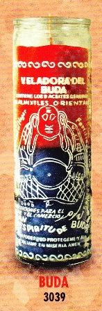 Buda Candle