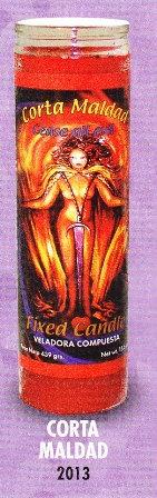 Corta Maldad Candle