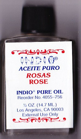 Rosas - Rose Oil
