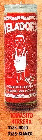 Tomasito Herrera Candle