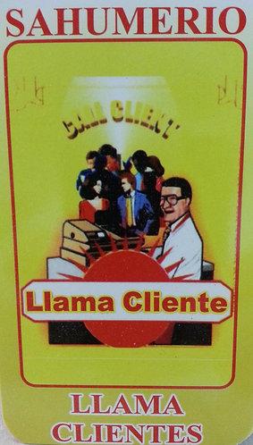Llama Cliente Incense