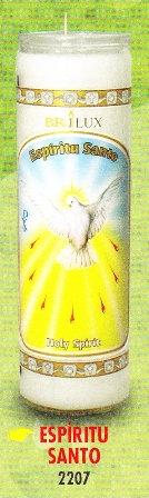 Espíritu Santo Candle