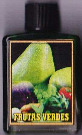 Frutas Verdes Oil