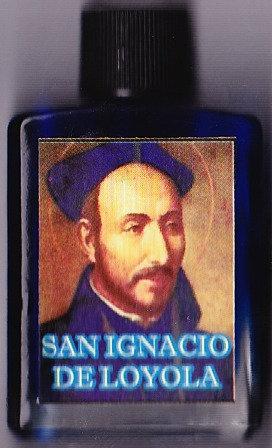San Ignacio De Loyola Oil