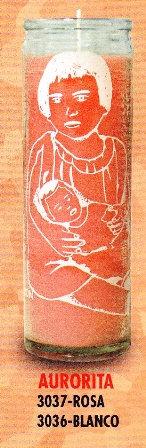 Aurorita Candle