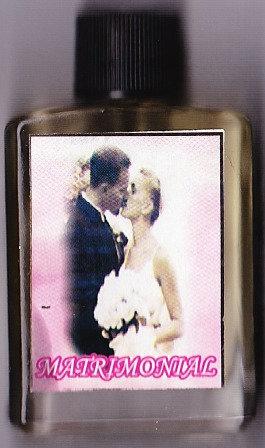 Matrimonial Oil