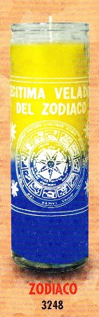 Zodiaco Candle