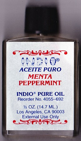 Menta - Peppermint Oil