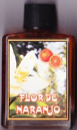 Flor De Naranjo Oil