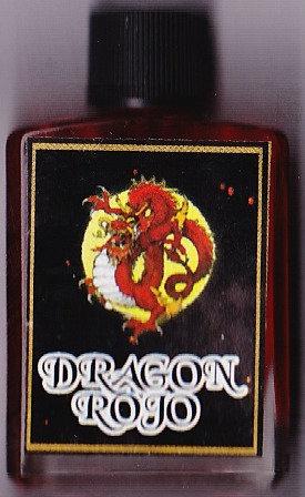 Dragon Rojo Oil
