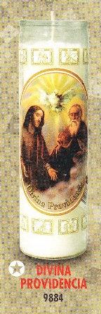 Divina Providencia Candle