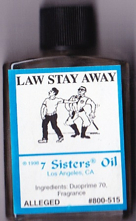 Law Stay Away Oil