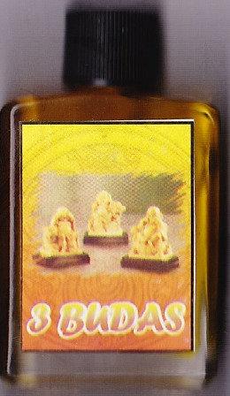 3 Budas Oil