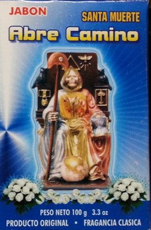 Jabon Santa Muerte Abre Camino