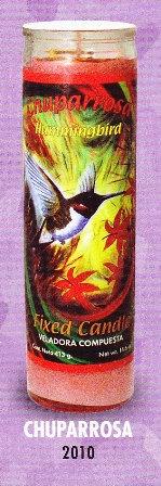 Chuparrosa Candle
