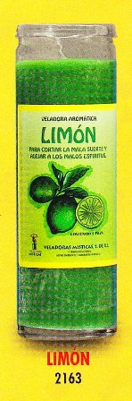 Limon Candle