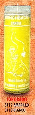Jorobado Candle