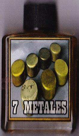 7 Metales Oil