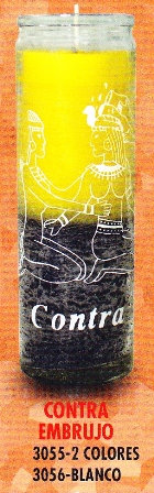 Contra Embrujo Candle