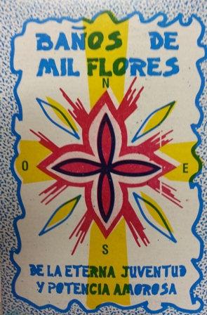 Jabon Banos de Mil Flores