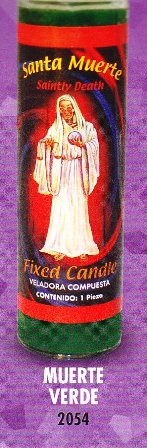 Muerte Candle