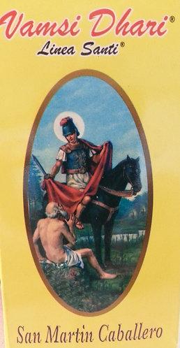 San Martin Caballero Incense