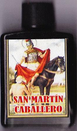 San Martin Caballero Oil