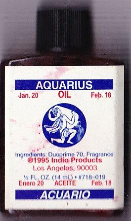 Aquarius Oil