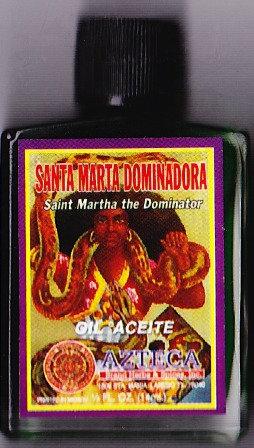 Santa Marta Dominadora Oil