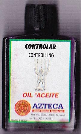 Controlar - Controlling Oil