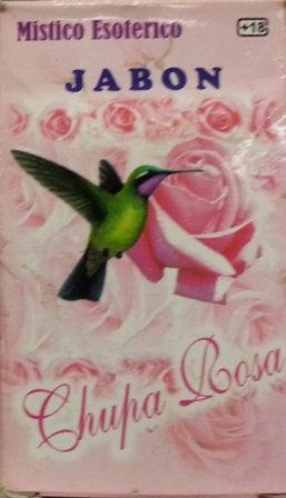 Jabon Cupa Rosa