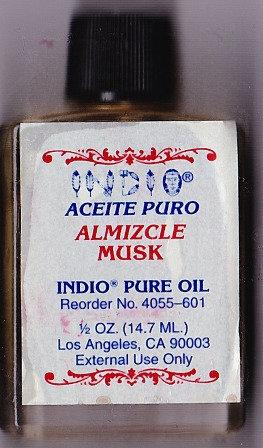 Almizcle - Musk Oil