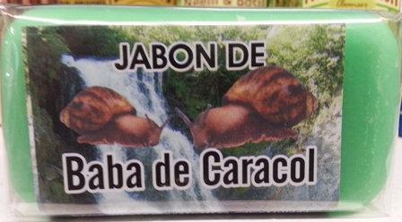 Jabon de Baba de Caracol