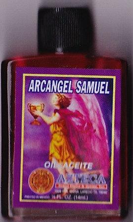 Arcangel Samuel Oil