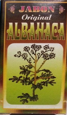 Jabon Albahaca