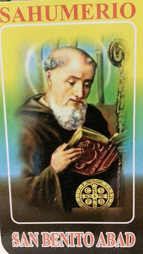 St. Benedict Incense