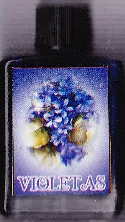 Violetas Oil