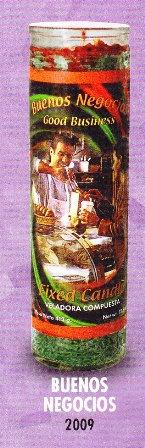 Buenos Negocios Candle