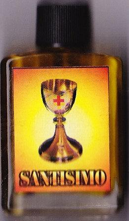 Santisimo Oil