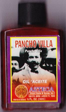 Pancho Villa Oil