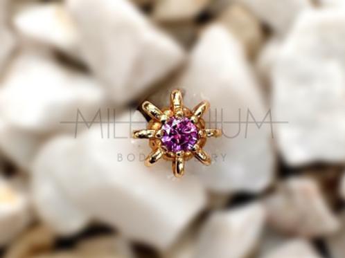 Topo Quanta (Ouro) - RaroFine Jewelry