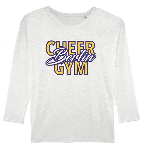 Cheer Gym Berlin - Damen Long Sleeve