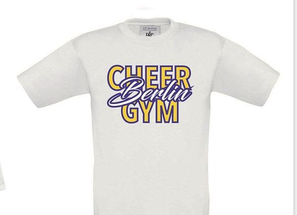 Cheer Gym Berlin - T-Shirt
